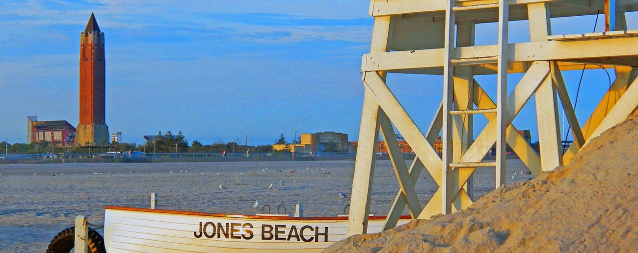 Jones Beach, Long Island